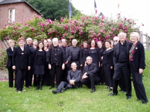 Concert de l'ensemble Vocal Cantabile le 25...